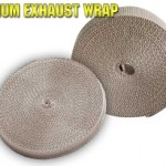 Premium Exhaust Wrap
