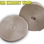 Premium Exhaust Wrap